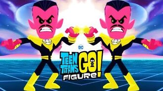 Teen Titans GO Figure Sinestro - Riddler - Cheetah (Legion of Doom Update)