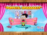 Puppets, Whaaaaat?