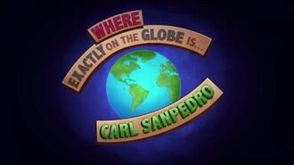 """Cartoon Network - Teen Titans GO! """"Where Exactly on the Globe is Carl Sanpedro?"""" promo-1"""