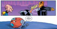 Kickin' It (Robotman)
