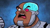 "Teen Titans Go! - Episode 85 - ""Let's Get Serious"" Clip 2"