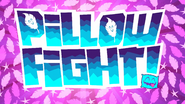 Pillow fight card