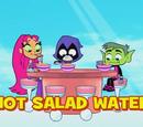 Hot Salad Water