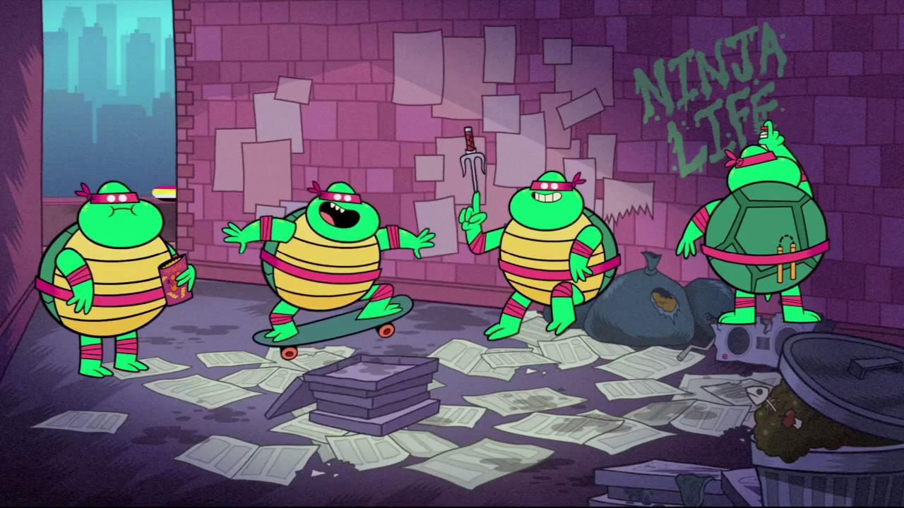 Teenage Mutant Ninja Turtles Teen Titans Go Wiki
