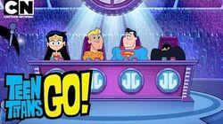 Teen Titans Go! Justice League Holds a Talent Show Cartoon Network