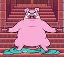 Evil Pig Master of Pig Latin