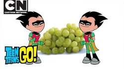 Teen Titans Go! Sour Grapes Cartoon Network