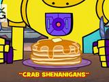 Crab Shenanigans
