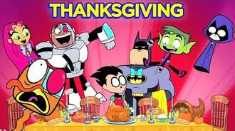 Teen Titans Go! Thanksgiving Again DC Kids