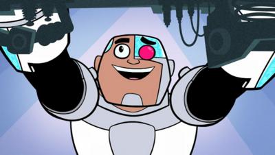 Cyborg tinkering