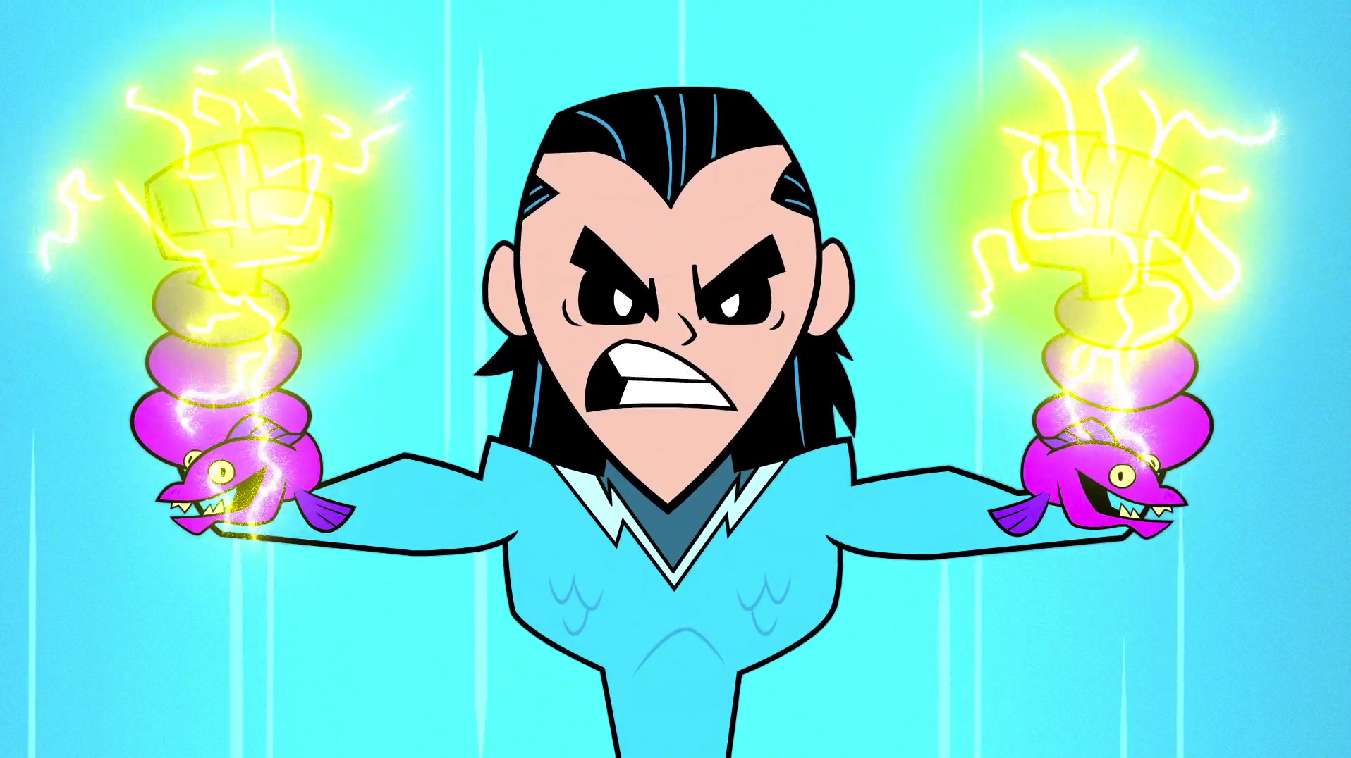 Image - TTG Rocks and Water 217b 10.png | Teen Titans Go ...Terra And Aqualad