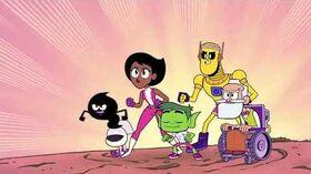 Cartoon Network - Teen Titans Go! - 3 Day Beast Boy Party Promo - Starts November 25, 2019