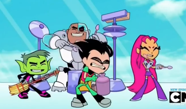 Bring On The Night  Teen Titans Go Wiki  Fandom Powered -2954