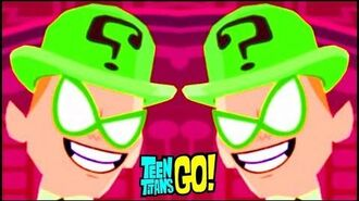 Teen Titans GO Figure vs Friends (Legion of Doom Update)