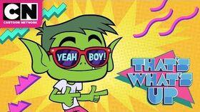 Beast Boy Visits Doom Patrol Teen Titans GO! Cartoon Network-0