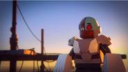 Cyborg in Lego Demensions Teen Titans Go wikia