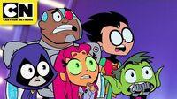 Teen Titans GO! BER Steals the Show! Cartoon Network