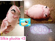 Silkie plushie by jazzichu-d3byr96