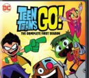 Teen Titans Go! The Complete First Season (DVD)