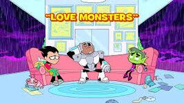 Amo Monstros