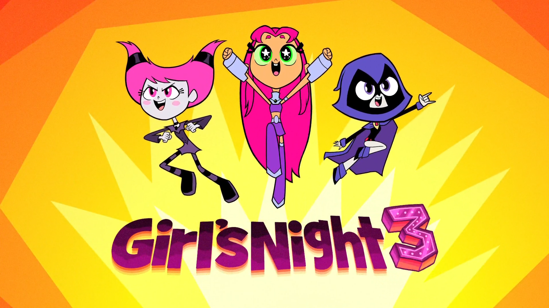 Image - Girl\'s Night 3.png | Teen Titans Go! Wiki | FANDOM powered ...