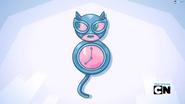 CatWomanClock