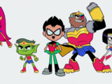 Teen Titans Go! to the Movies/Gallery