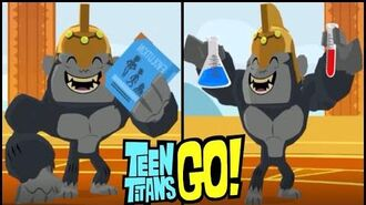 Teen Titans GO Figure Legion of Doom Update Battle (Bathman - Riddler - Gorilla Grodd)