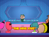 The HIVE Five