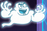 Request 9 Cyborg Ghost