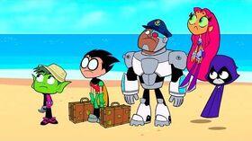 "Teen Titans Go! - ""Coconut Creme Pie"" Clip 2"