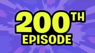 CN Dimensional - Teen Titans Go! - 200th Episode Coming Soon