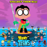 Teeny Titans game poster3