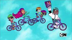 Teen Titans Go! - Teen Titans vs