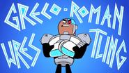 Cyborg backdrop OhYeah TTG