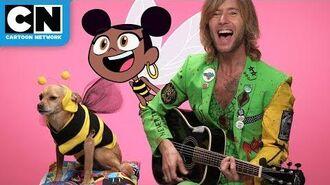 Beast Boy Sings Bumblebee Song Teen Titans GO! Cartoon Network