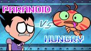 Paranoidvs.hungry