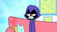 Furious raven