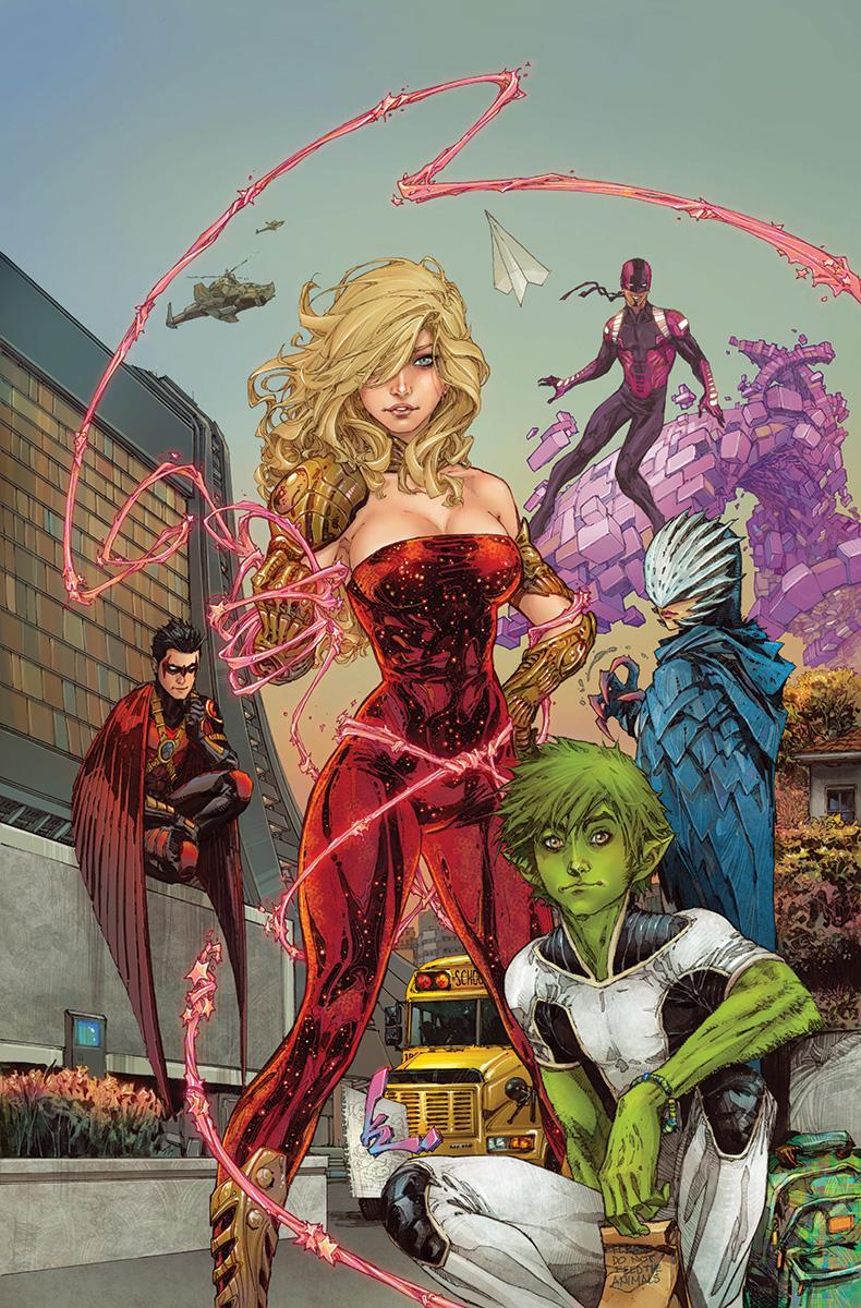 Teen Titans New52 Redux