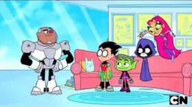 Teen Titans Go! - Chapter One I Saw You Dance (Sneak Peek)