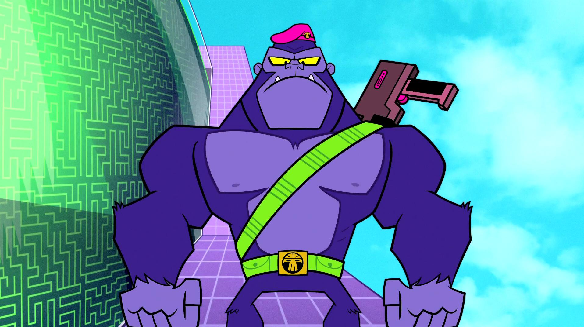 Monsieur Mallah Teen Titans Go Wiki Fandom Powered By Wikia