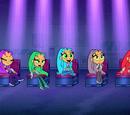 Starfire's Emoticlones
