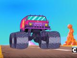 H.I.V.E. Five Monster Van