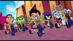Teen Titans GO! To The Movies - TV Spot