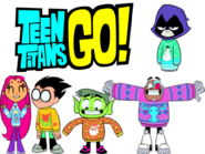 Teen Titans Go! Christmas