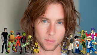 Greg Cipes voices