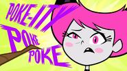 Stick it in Jinx's eye