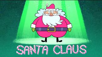 The Streak Gallery Santa