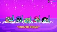 Mouth Hole Title Card
