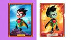 Robin backwards robin nibor cards
